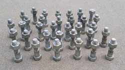 30+ Large Bolts w/ Nuts
