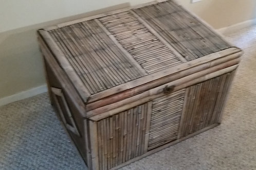 Distressed Storage Box