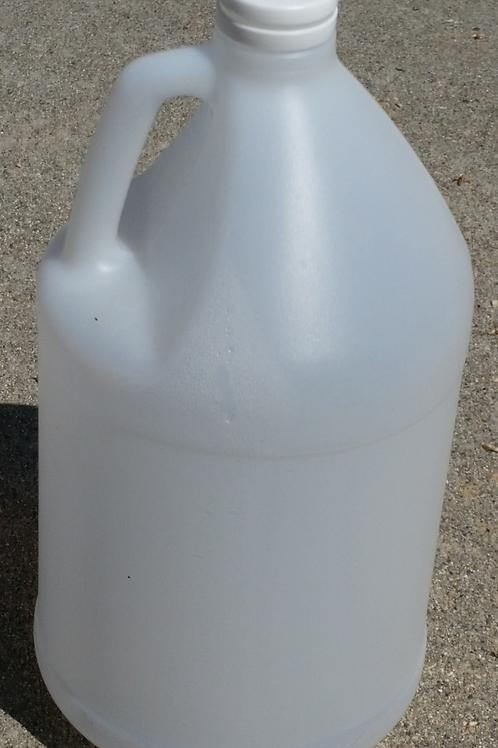 1 Gallon Plastic Container (empty)