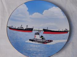 Texaco Decorative Plate