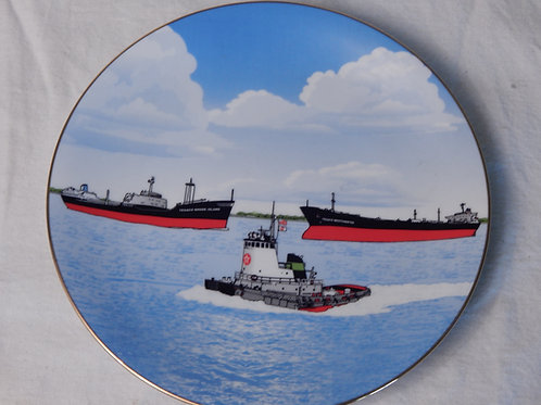 Texaco Decorative Plate