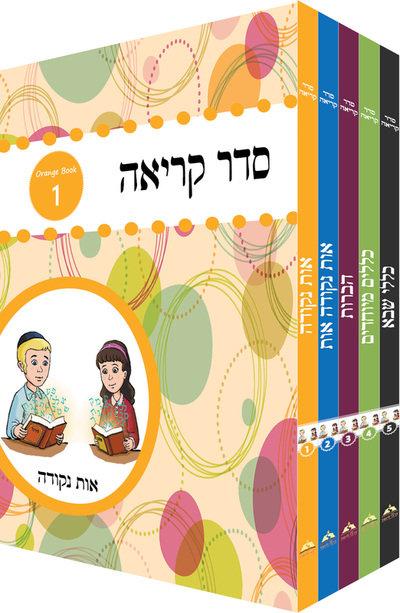 Seder Kriah: 5-Stage Kriah System (Stage 3 - 5)