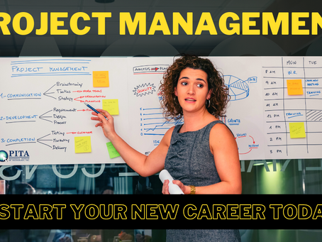 Get Certified In Project Management & Start your New Career TODAY!