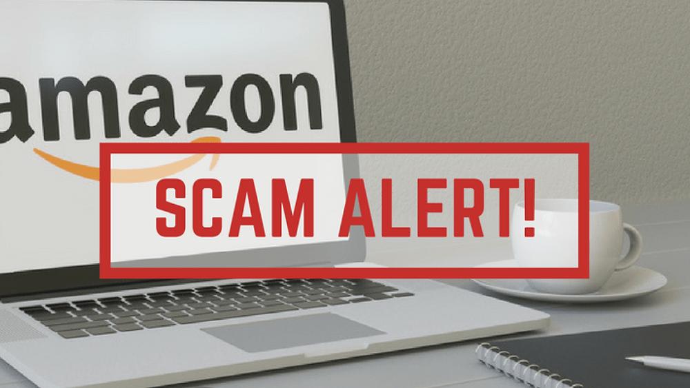 Amazon Scam Alert