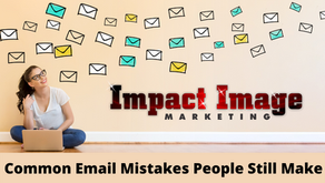 Common Email Mistakes People Still Make