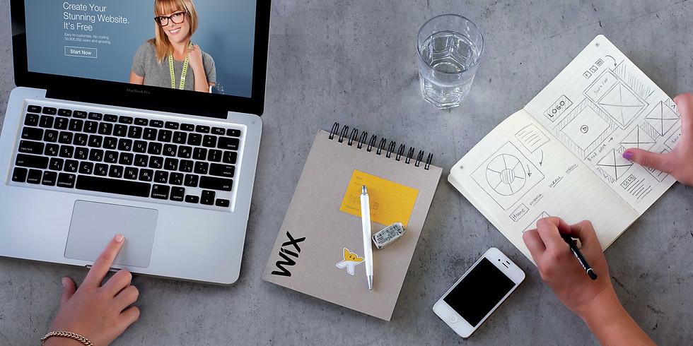 Wix Website Design Program