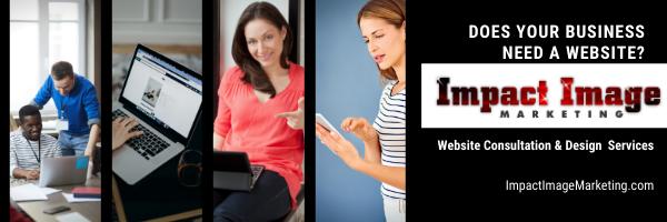 website design services impact image marketing