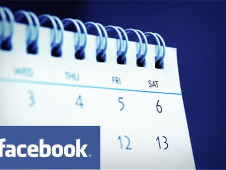 Facebook Update | Facebook Events Can Only Run For 2 Weeks