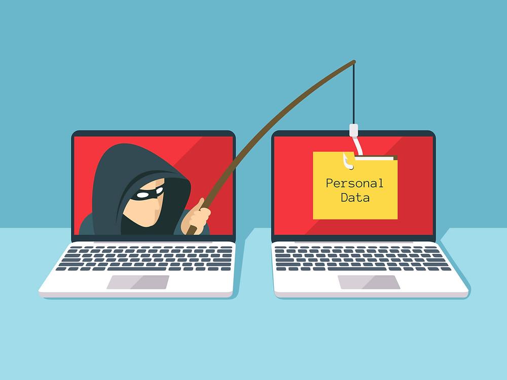 Cyber Phishing Scam