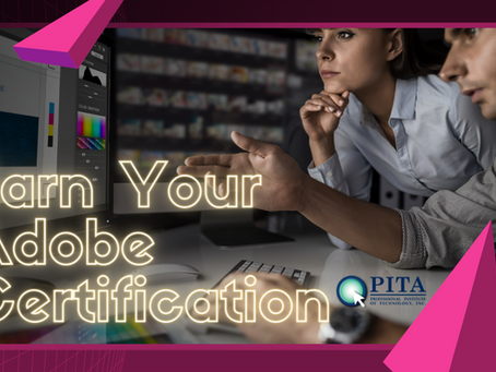 Earn Your Adobe Certification!