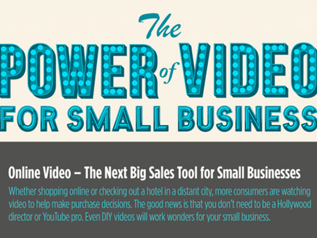 Discover The Power of Video For Your Business