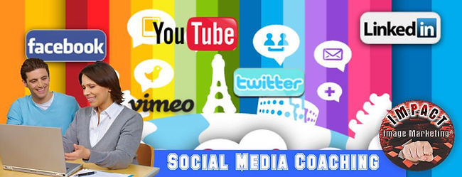 Social Media Coaching, Impact Image Marketing
