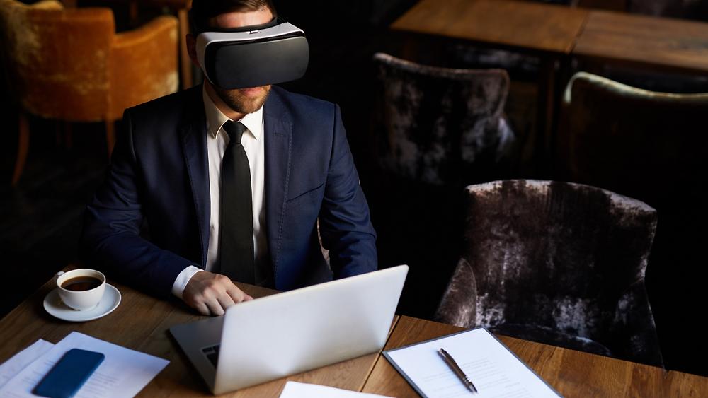 Virtual Meeting VR