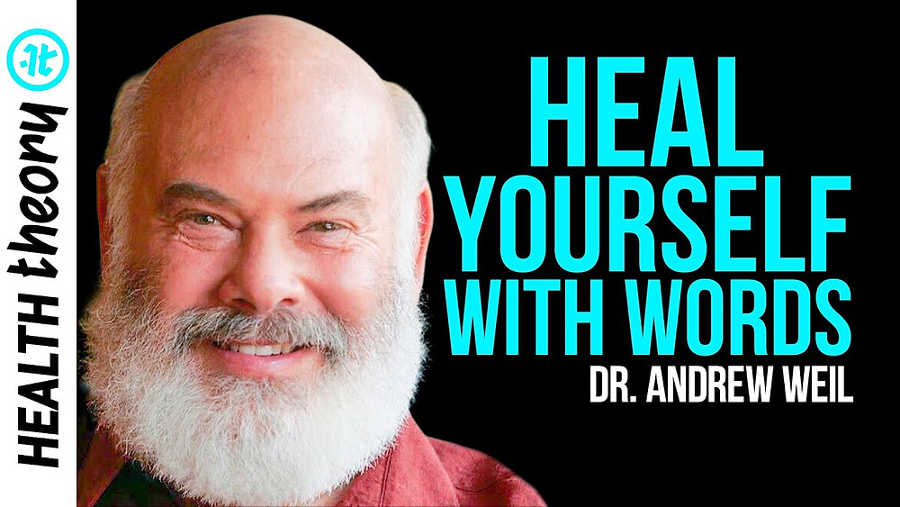 Pioneering MD Reveals Critical Truth About Process of Healing | Dr. Andrew Weil on Health Theory