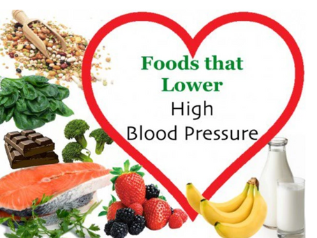 Food That Lower High Blood Pressure