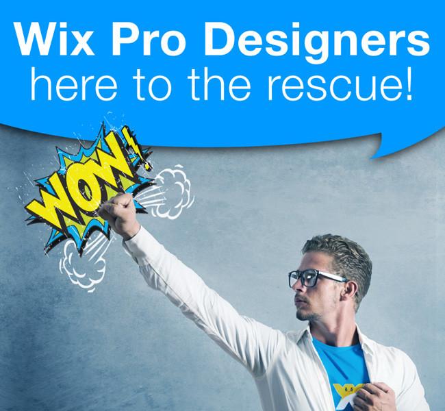 Wix Disigner