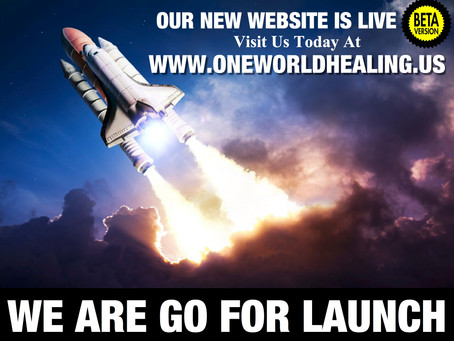 We Just Launched Our Newest Project