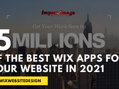 15 of the Best Wix Apps for Your Website In 2021