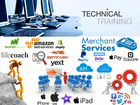 Offering Technical Training