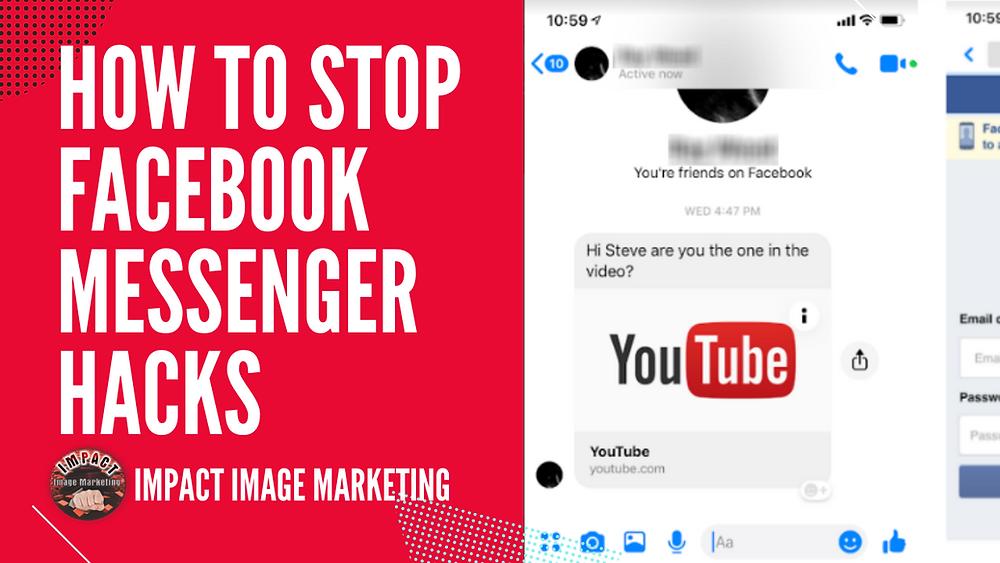 How To Stop Facebook Messenger Hacks