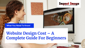 Website Design Cost – A Complete Guide For Beginners