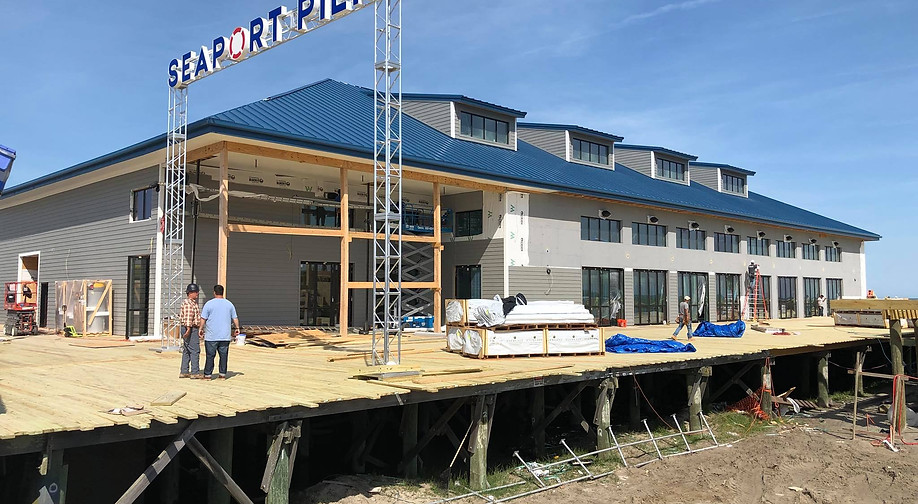 Majewski Plumbing Seaport Pier Wildwood NJ