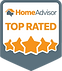 Majewski Plumbing Home Advisor top rated