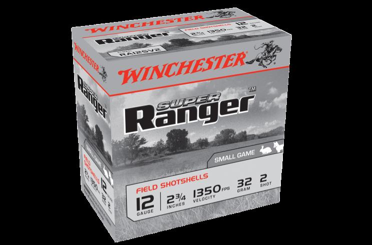 WINCHESTER 12G SUPER RANGER 2 SHOT