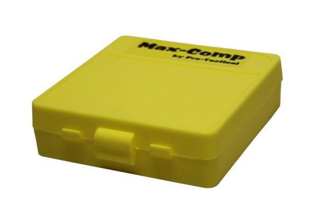 MAX COMP- SMALL PISTOL 100RND AMMO BOX