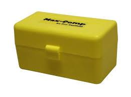 MAX COMP- MEDIUM RIFLE 50RND AMMO BOX
