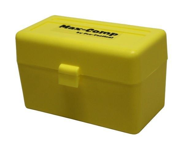 MAX COMP- LARGE RIFLE 50RND AMMO BOX