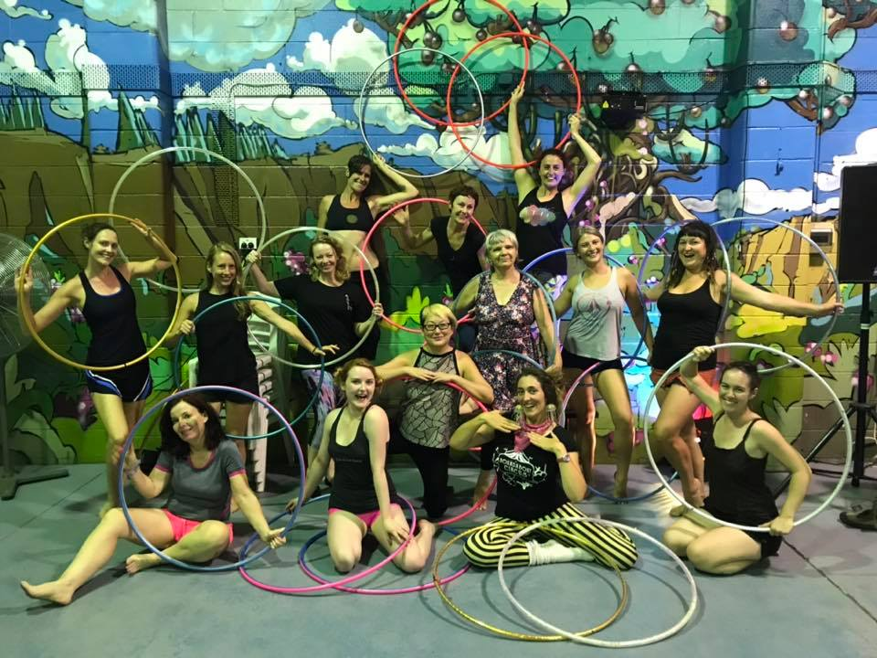 Hoop Workshop