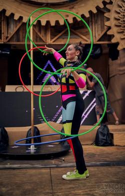 Stage Act Regular Hoop