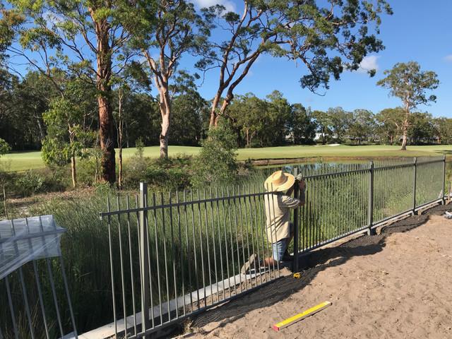 The Garden Gnome Port Stephens - fencing