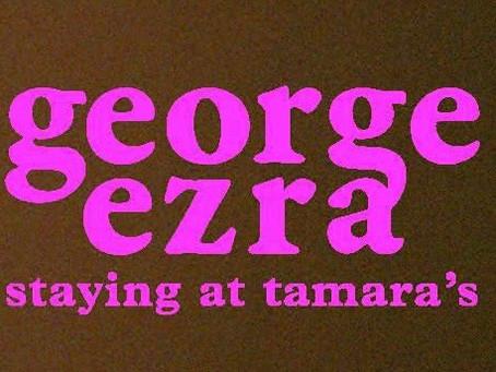 Staying at Tamara's- a mood