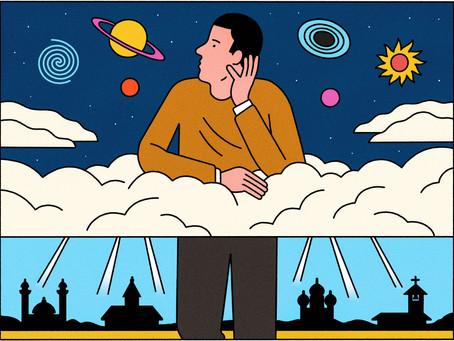 God, The Big Bang and Atheists
