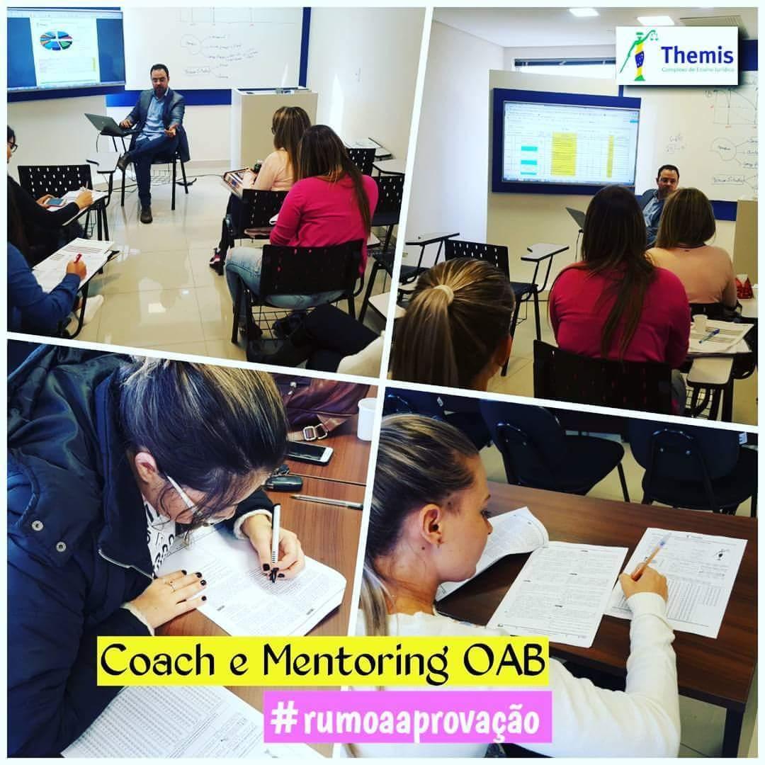1ª Turma Coach OAB