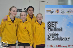 Junior Girls Team_Swe