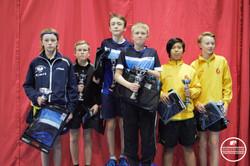 Mini Cadet Boys Team A