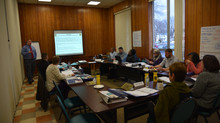 Army Reservists Teach Catholic Charities Plan to Emergencies