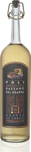 Poli Grappa Bassano 24K Oro 700 ml