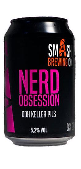 Smash Brewing Nerd Obsession Lattina 33cl