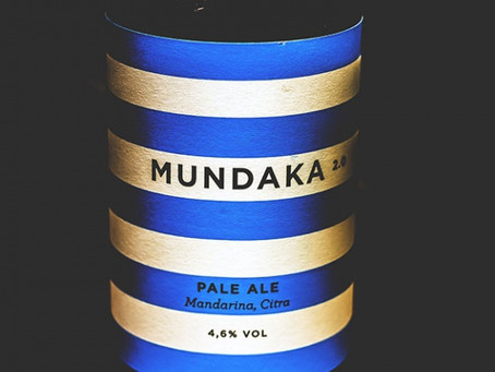 Mundaka Session IPA Crak Brewery