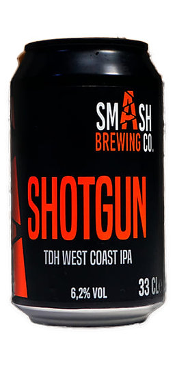 Smash Brewing Shotgun Lattina 33cl