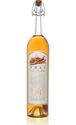 Poli Grappa aromatizzata alla Liquirizia 500 ml