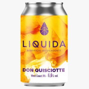Liquida Don Quisciotte Lattina 33 Cl.