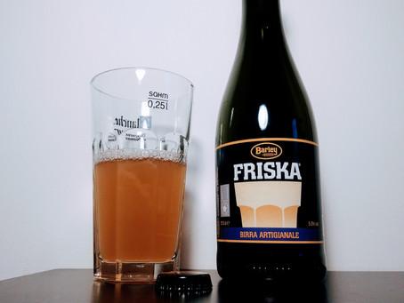 Friska Blanche Birrificio Barley