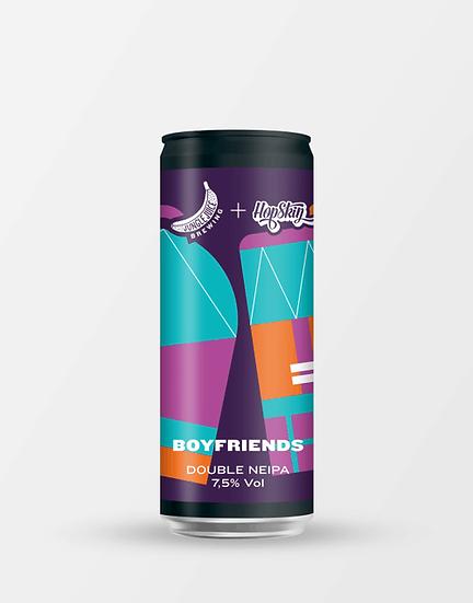 Jungle Juice + Hopskin Boyfriends Lattina Cl. 33