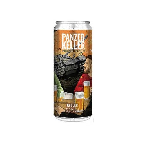 Babylon Panzer Keller lattina 33cl