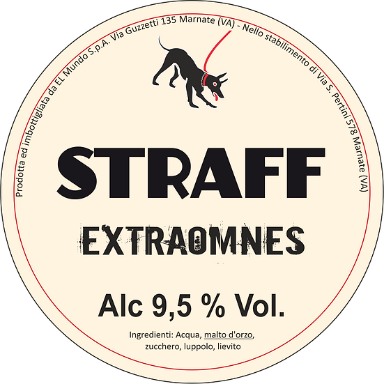 Extraomnes Straff Cl.33